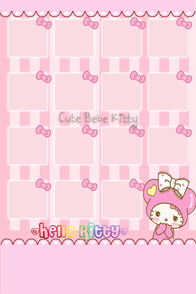Wallpaper Cute Bebe Kitty