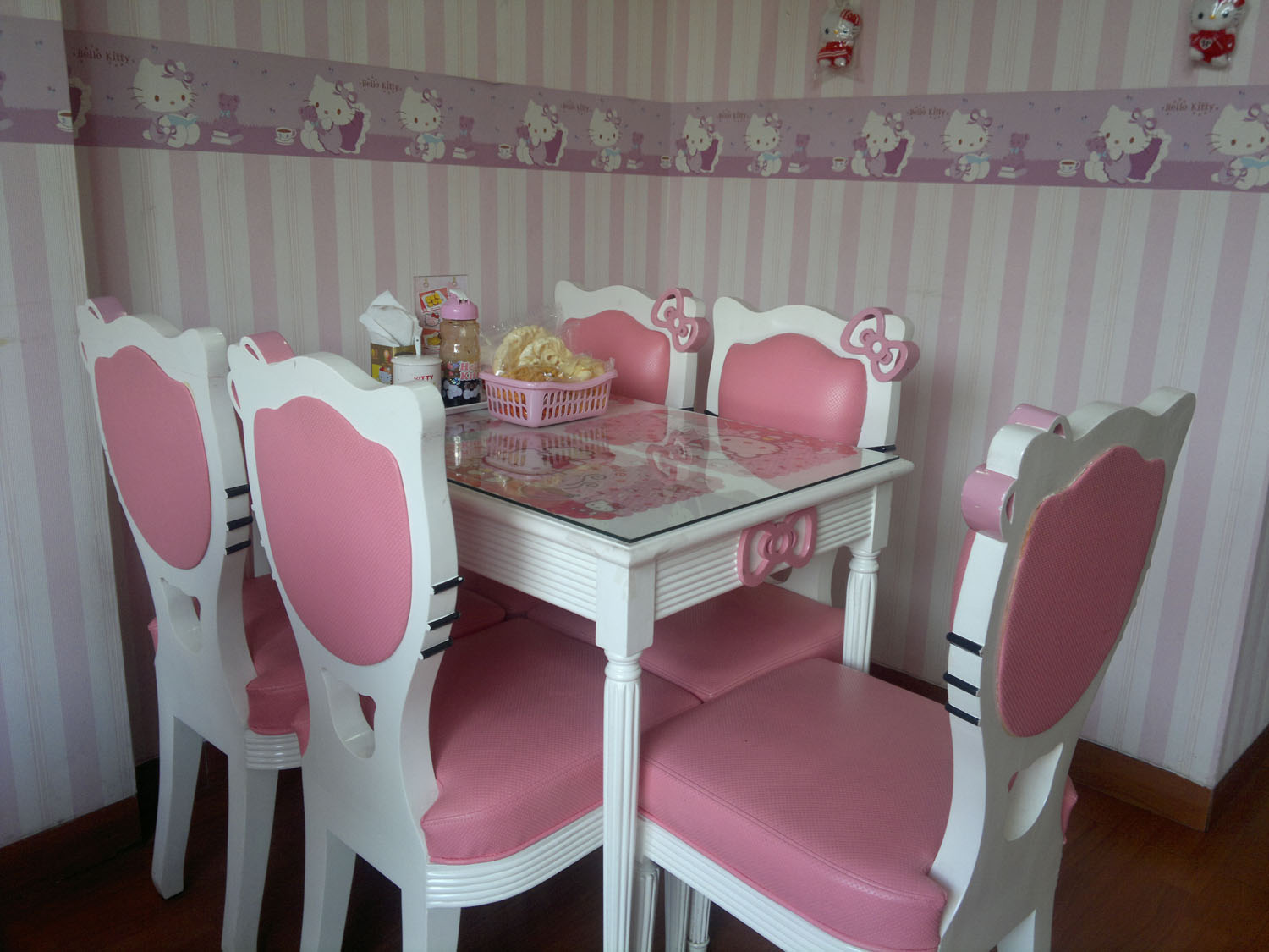 Hello Kitty Cafe | Cute Bebe Kitty