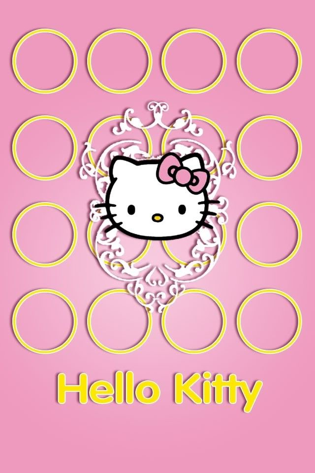 Pink Hello Kitty Wallies Cute Bebe Kitty