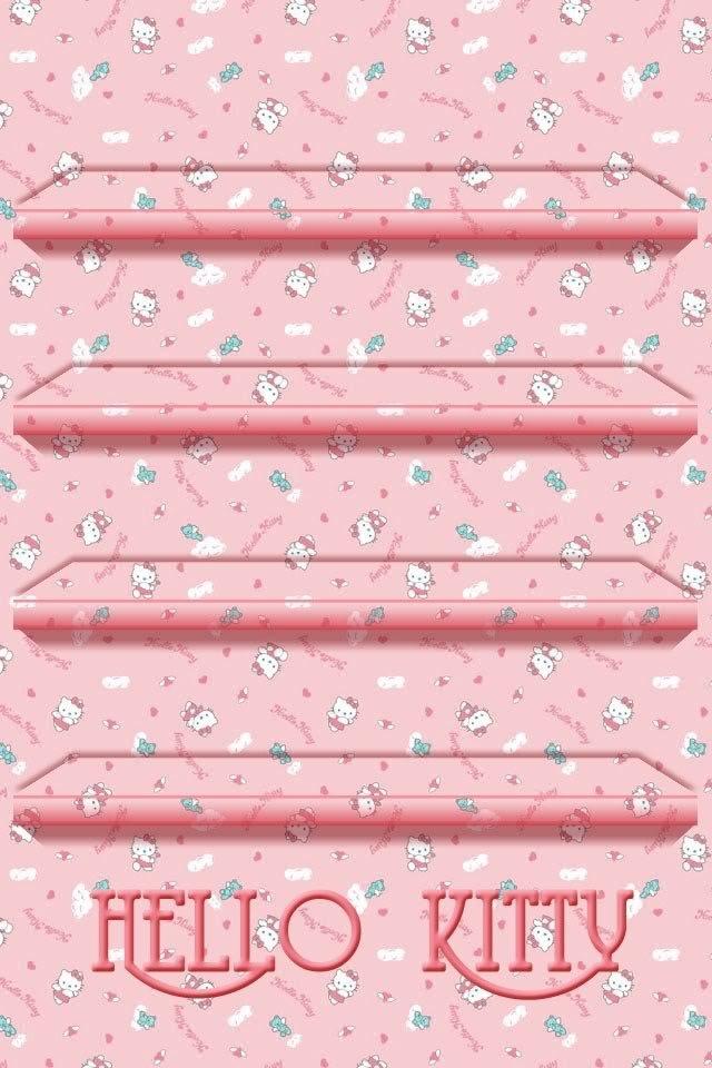 Pink Hello Kitty Wallies Cute Bebe Kitty