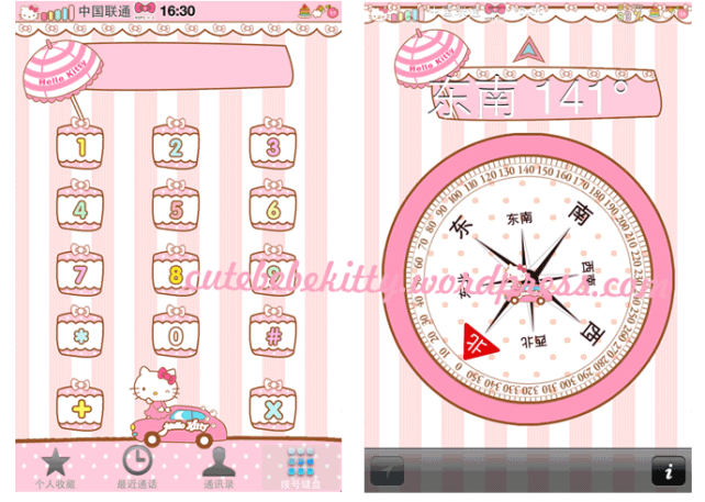 Hello Kitty Pinky Dreamworks Complete Theme